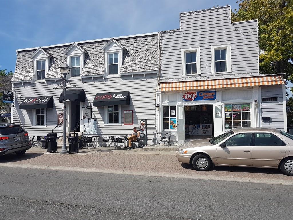 Dairy Queen (Treat) | store | 188 Main St Unionville Unit 1, Unionville, ON L3R 2G9, Canada | 9054772226 OR +1 905-477-2226