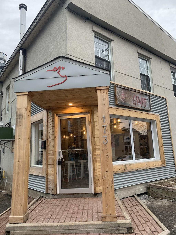 Grunt | restaurant | 173 Hinchey Ave, Ottawa, ON K1Y 1L7, Canada | 6136956886 OR +1 613-695-6886