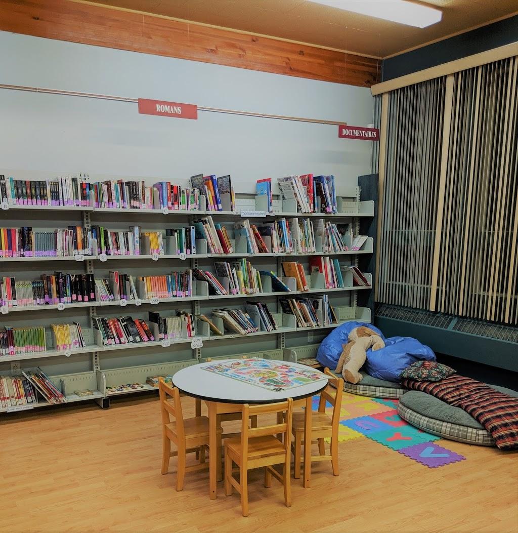 Bibliothèque La Rêverie | library | 268 Rue Principale, Issoudun, QC G0S 1L0, Canada | 4187289061 OR +1 418-728-9061
