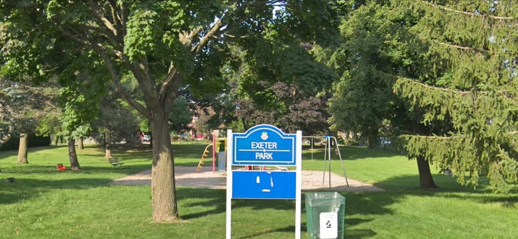 Exeter Park   park   896 Exeter St, Oshawa, ON L1G 6R9, Canada   9054363311 OR +1 905-436-3311