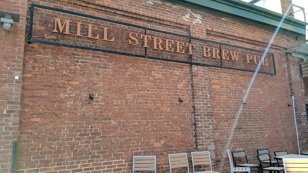 Mill St Brew Pub | restaurant | 21a Tank House Lane, Toronto, ON M5A 3C4, Canada | 6474982666 OR +1 647-498-2666