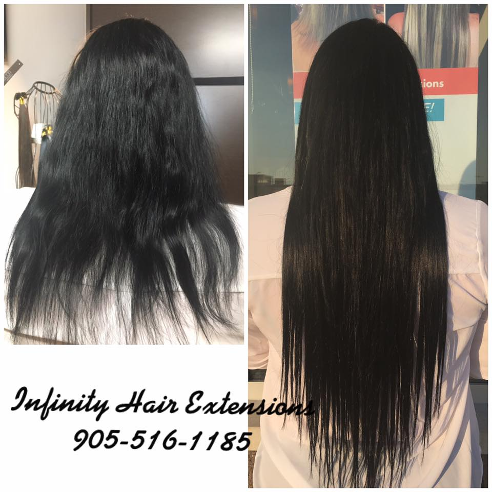 Infinity Hair Extensions   hair care   94 Dundas St E B9, Waterdown, ON L0R 2P3, Canada   9055161185 OR +1 905-516-1185