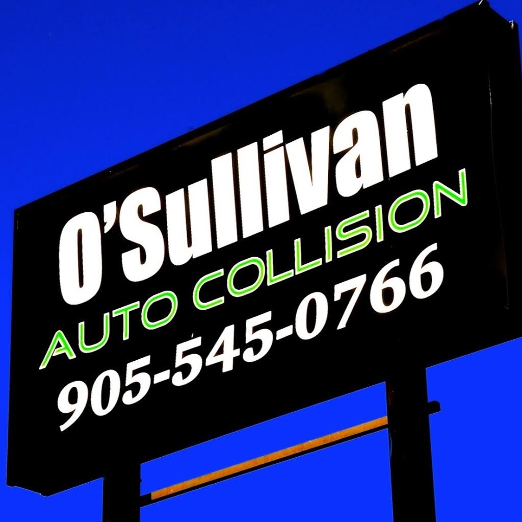 O'Sullivan Auto Collision - Car repair | 776 Burlington St E