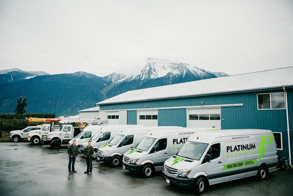 Platinum Electric | electrician | 1278 Tranmer Rd, Agassiz, BC V0M 1A2, Canada | 6047962988 OR +1 604-796-2988