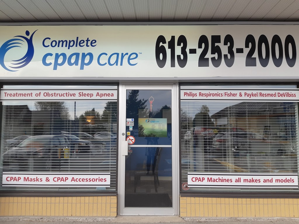 Complete CPAP Care | health | 355 Franktown Rd #6, Carleton Place, ON K7C 4M6, Canada | 6132532000 OR +1 613-253-2000