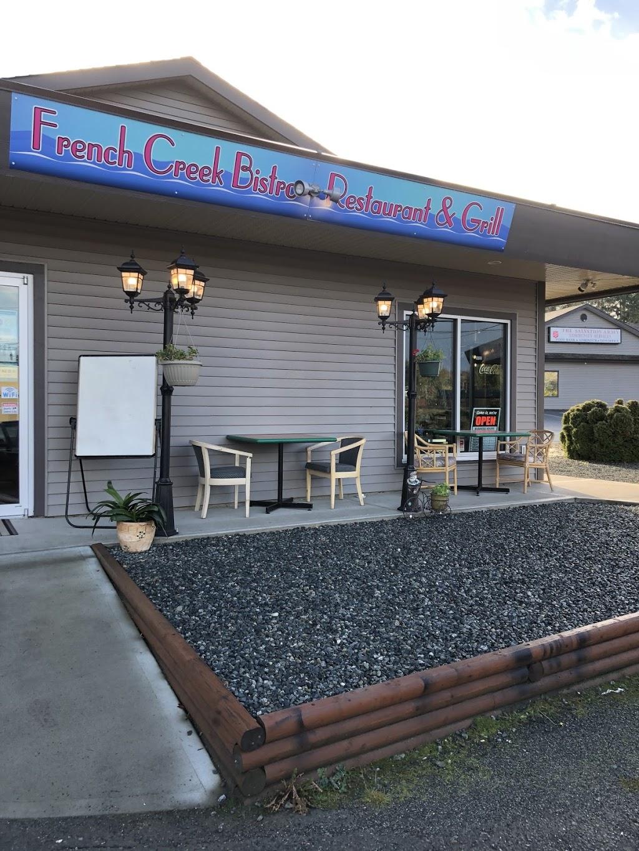French Creek Bistro | restaurant | BC-19A, Qualicum Beach, BC V9P 2E6, Canada | 2505867467 OR +1 250-586-7467