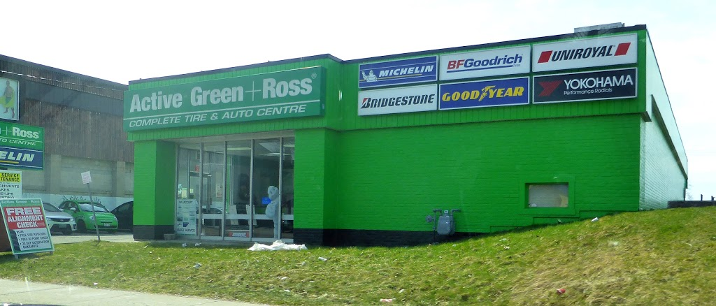 Active Green+Ross Tire & Automotive Centre | car repair | 1227 King St E, Kitchener, ON N2G 2N5, Canada | 5195763850 OR +1 519-576-3850