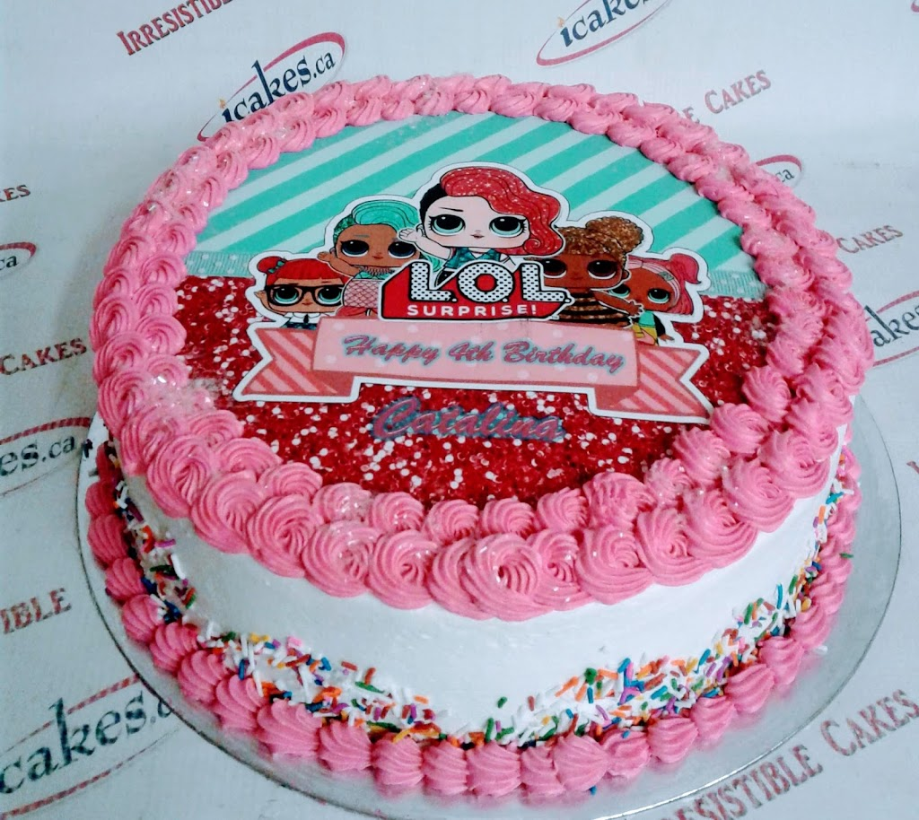 Irresistible Cakes Mississauga ( Stop & Shop)   bakery   5030 Tenth Line W, Mississauga, ON L5M 7Z5, Canada   9058502253 OR +1 905-850-2253