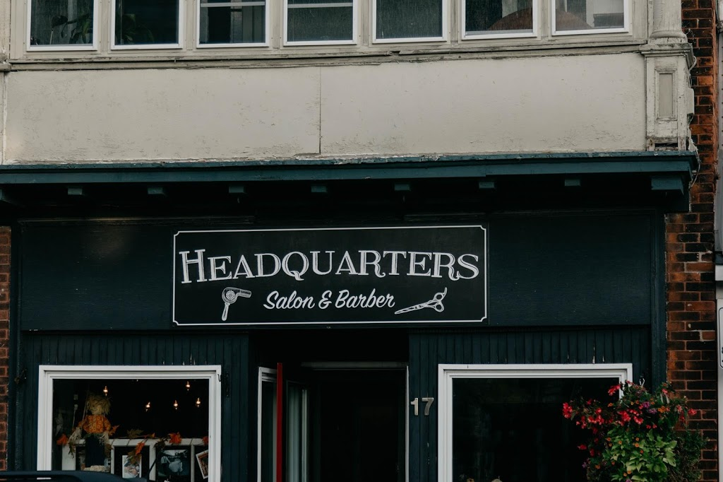 Headquarters Salon and Barber | hair care | 17 Bridge St, Almonte, ON K0A 1A0, Canada | 6132569800 OR +1 613-256-9800