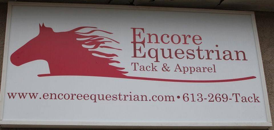 Encore Equestrian Tack and Apparel - Store | 9 Grenville St