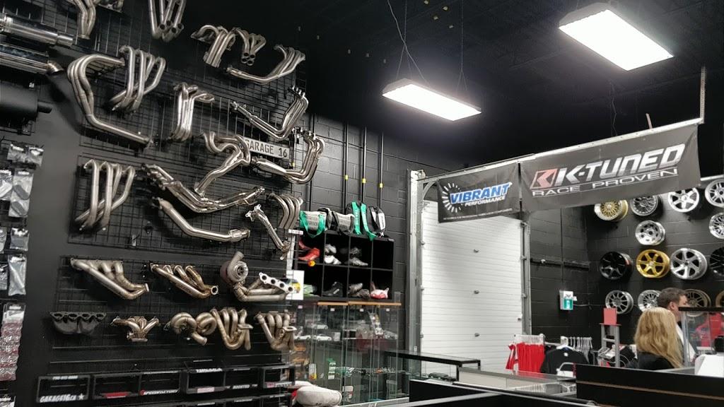 Garage16   car repair   7676 Kimbel St #7, Mississauga, ON L5S 1J8, Canada   9056128089 OR +1 905-612-8089