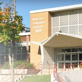 Waterloo Collegiate Institute   school   300 Hazel St, Waterloo, ON N2L 3P2, Canada   5198849590 OR +1 519-884-9590