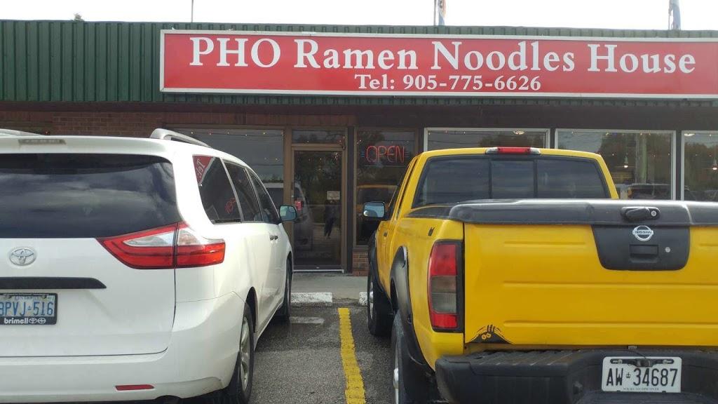 Pho Ramen Noodles House | restaurant | 20550 Hwy 11, Bradford, ON L3Z 2B2, Canada | 9057756626 OR +1 905-775-6626