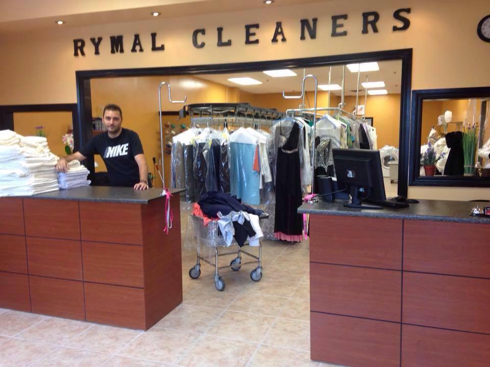 Rymal Dry Cleaners   laundry   1001 Rymal Rd E, Hamilton, ON L8W 3R9, Canada   9052975281 OR +1 905-297-5281