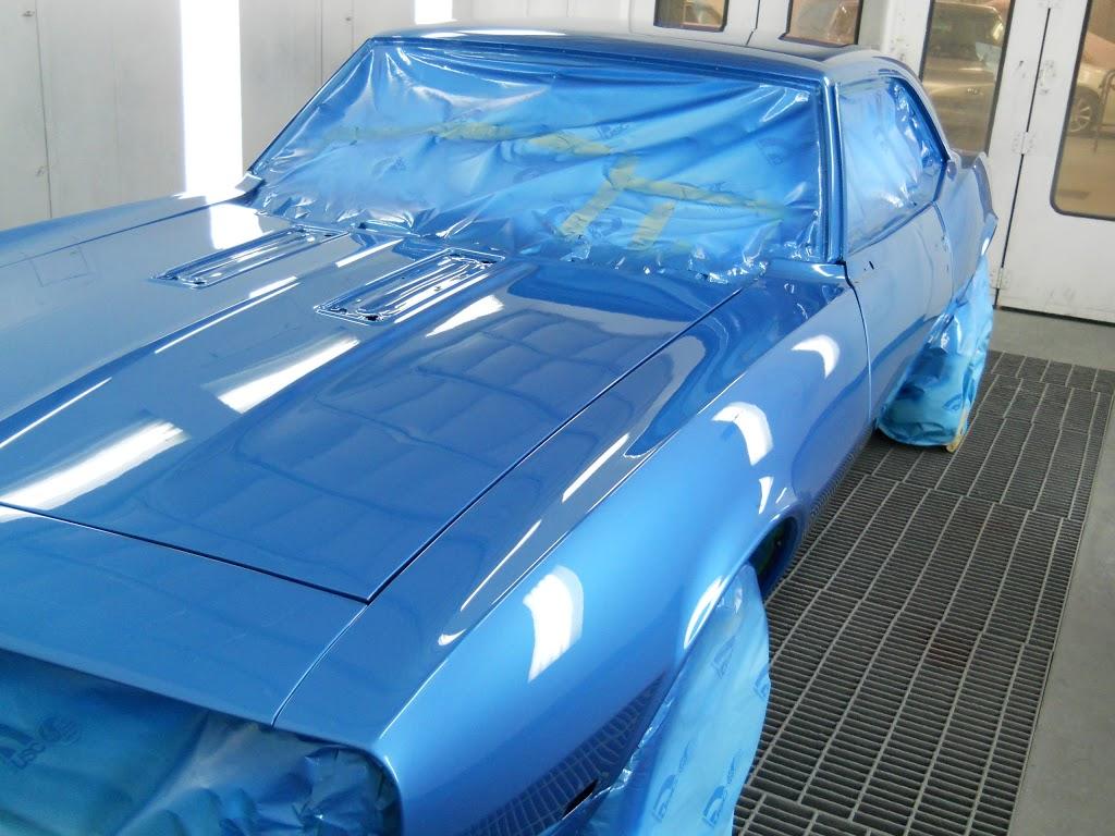 Michel Lessard Débosselage Peinture   car repair   2644 Route du Président-Kennedy, Saint-Henri, QC G0R 3E0, Canada   4188827448 OR +1 418-882-7448