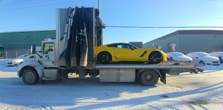 Thibault Remorquage & Transport | moving company | 4560 Boulevard Guillaume-Couture, Lévis, QC G6W 6M7, Canada | 4188371951 OR +1 418-837-1951