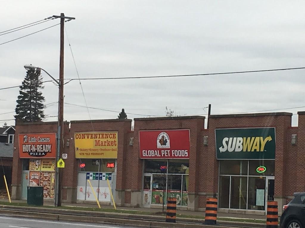 Global Pet Foods 452 Rathburn Rd Etobicoke On M9c 3s8 Canada