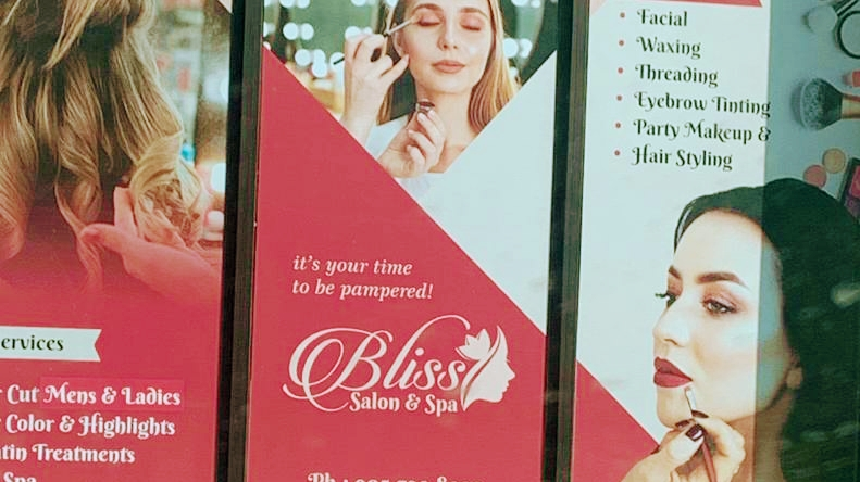 Bliss Salon and Spa | point of interest | 116 Inspire Blvd, Brampton, ON L6R 3X8, Canada | 9057998099 OR +1 905-799-8099