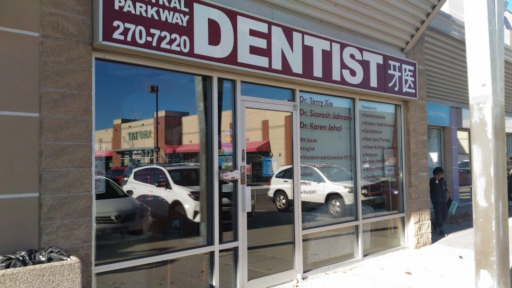 Central Parkway Dental Office | dentist | 719 Central Pkwy W #209, Mississauga, ON L5B 4L1, Canada | 9052707220 OR +1 905-270-7220