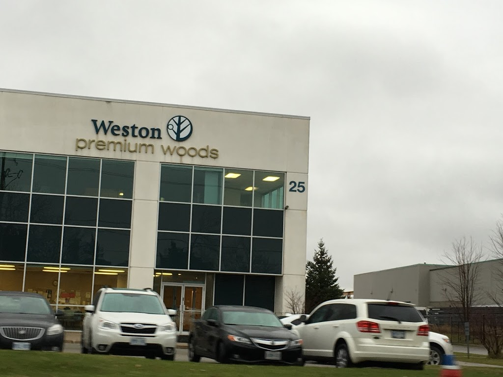 Weston premium woods - division of Richelieu | hardware store | 25 Automatic Rd, Brampton, ON L6S 5N8, Canada | 9057929797 OR +1 905-792-9797