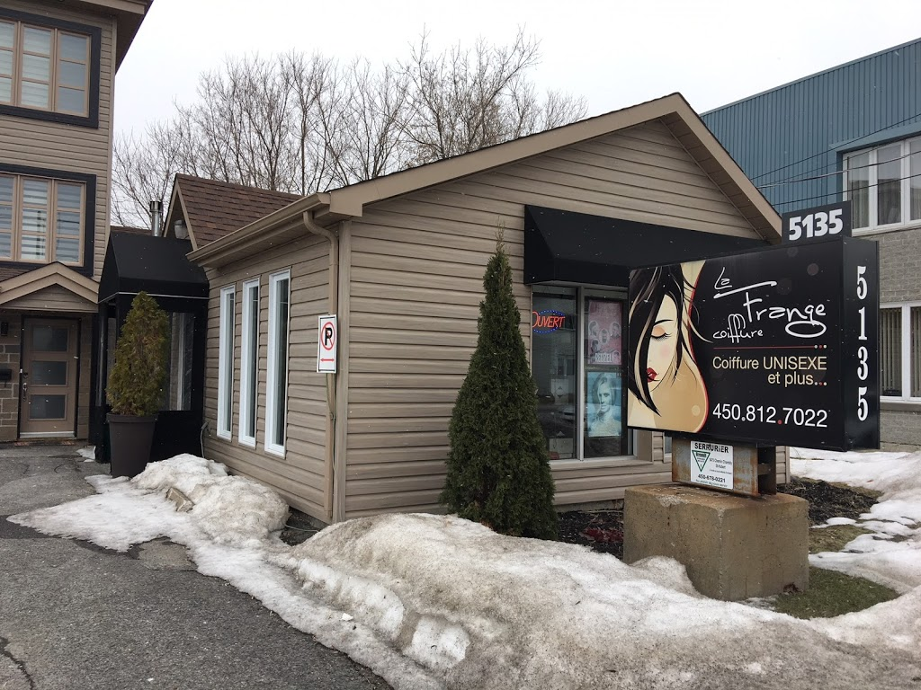 La Frange Coiffure | hair care | 5135 Montée Saint-Hubert, Saint-Hubert, QC J3Y 1V6, Canada | 4508127022 OR +1 450-812-7022