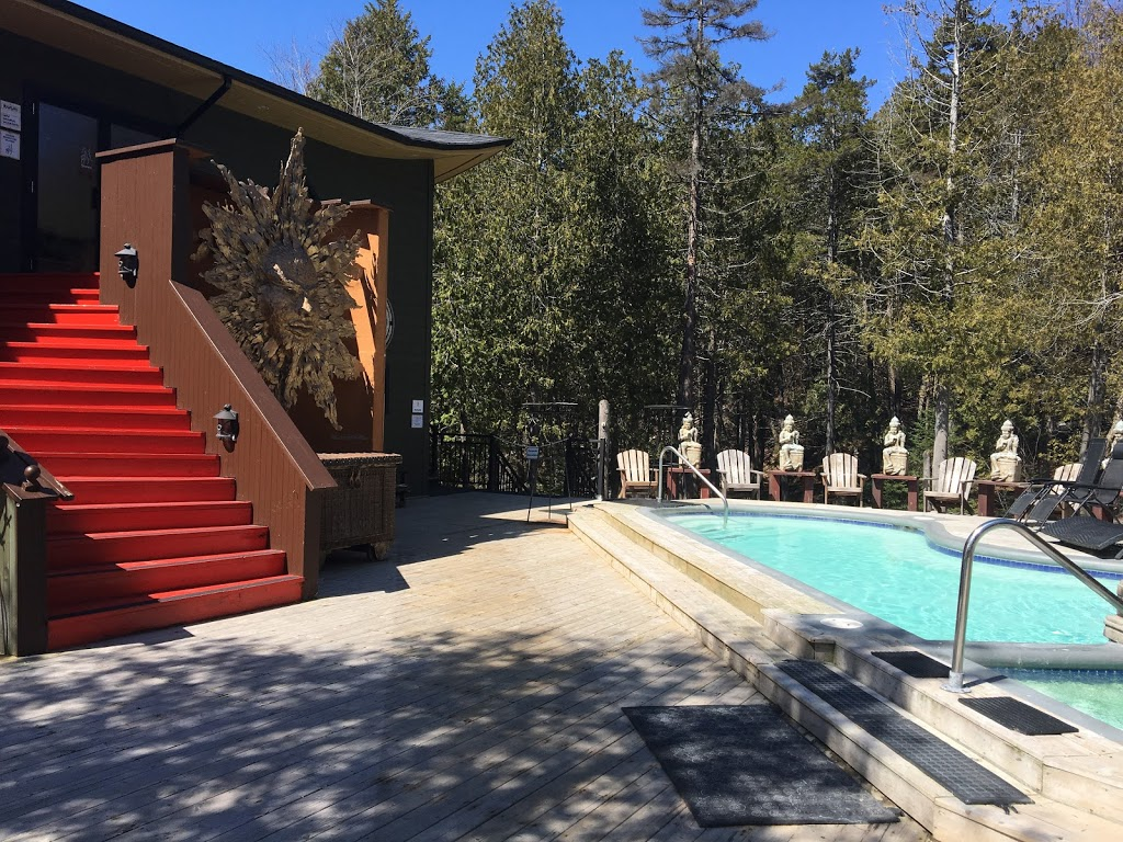 Ofuro Station Zen   lodging   777 Chemin de St Adolphe, Morin-Heights, QC J0R 1H0, Canada   4502262442 OR +1 450-226-2442