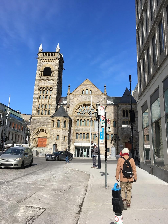 Erskine And American United Church | church | 1339 Rue Sherbrooke Ouest, Montréal, QC H3G 2C6, Canada