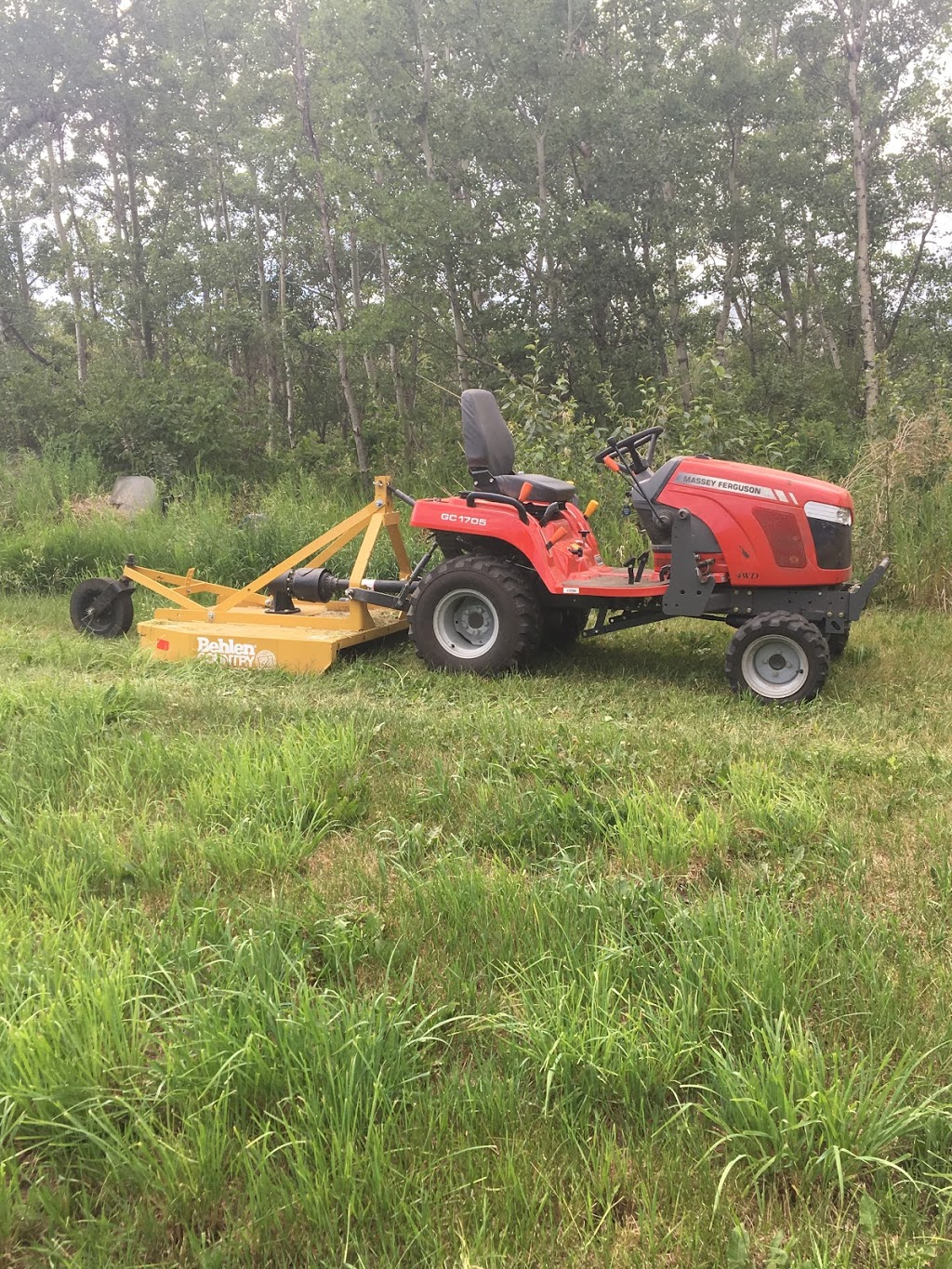 Bray-Meg Lawn Care Ltd | point of interest | 47 st, 57 Ave, Tofield, AB T0B 4J0, Canada | 7809209820 OR +1 780-920-9820