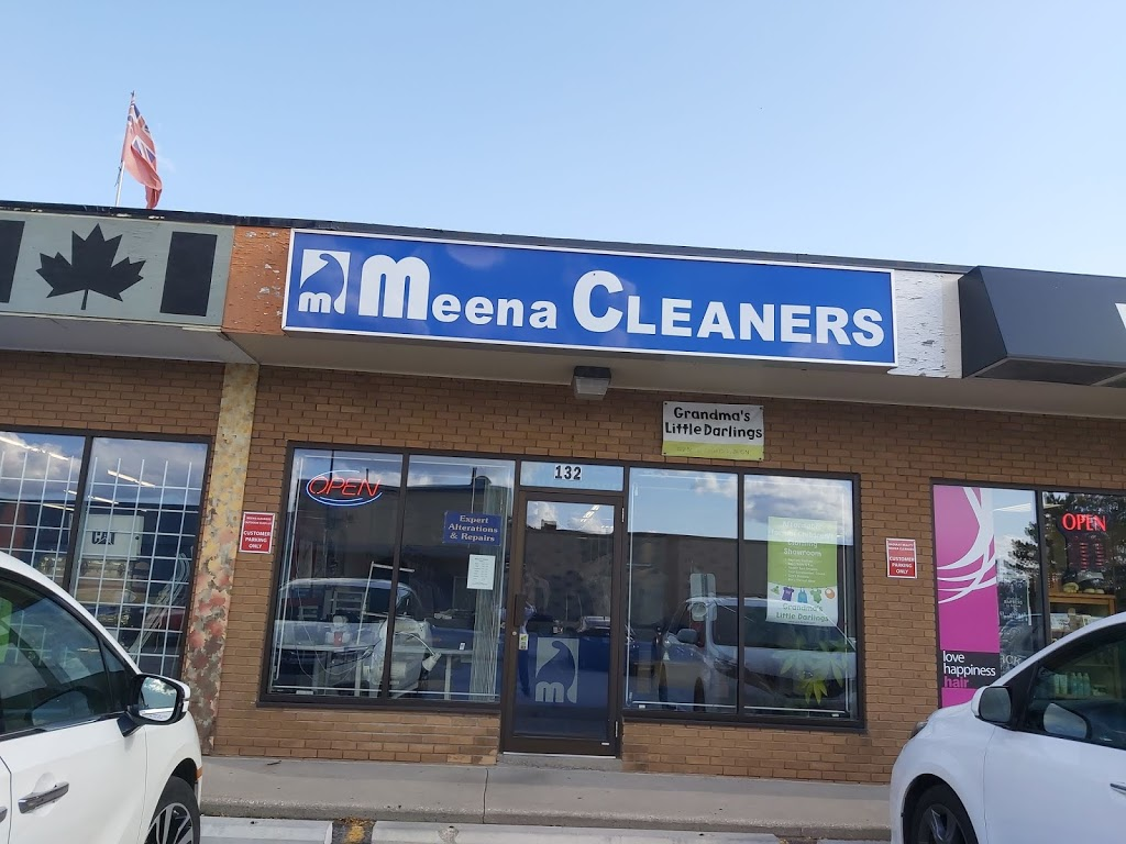 Meena Cleaners | laundry | 132 Speers Rd, Oakville, ON L6K 2E7, Canada | 9058420880 OR +1 905-842-0880