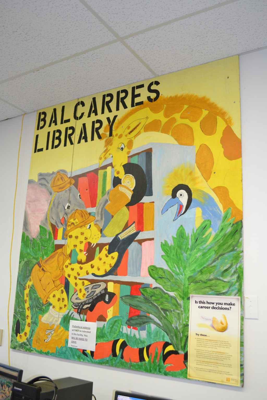 Balcarres Branch Library | library | 209 Main St, Balcarres, SK S0G 0C0, Canada | 3063342966 OR +1 306-334-2966