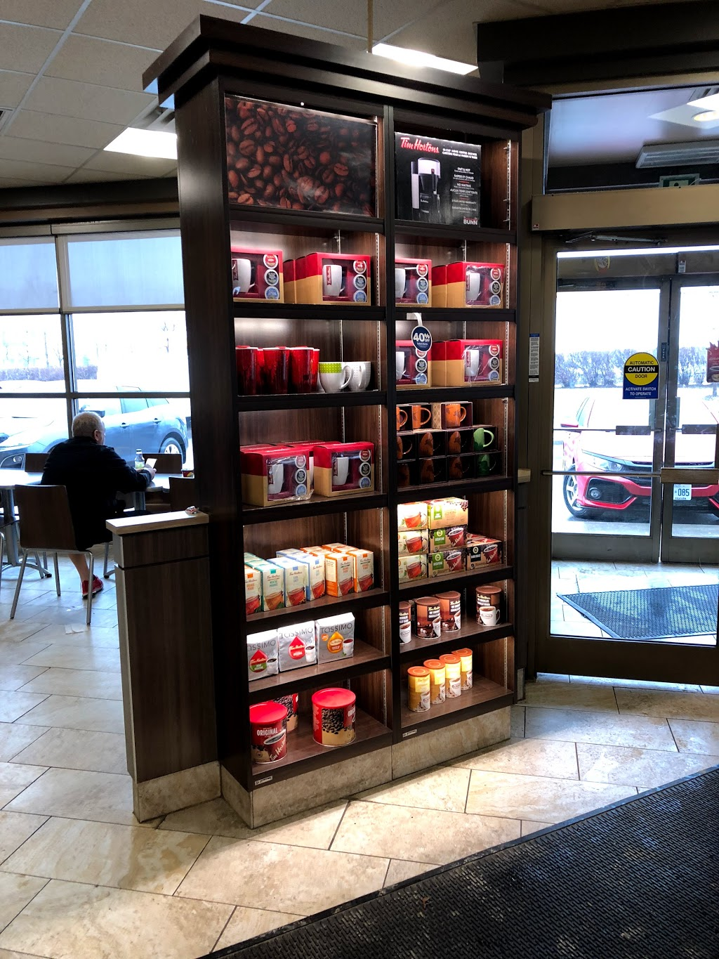 Tim Hortons | cafe | 39 Aventura Ct, Mississauga, ON L5T 3A1, Canada | 9055641414 OR +1 905-564-1414