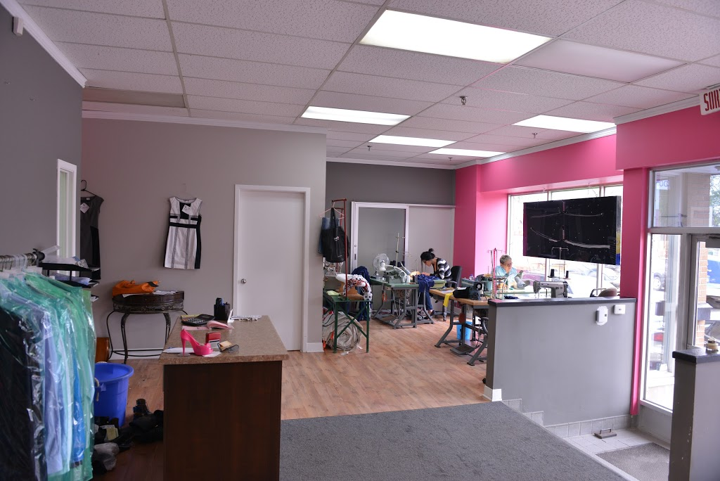 Atelier de Couture au Fil de Popo | clothing store | 27 Boulevard Charest O, Québec, QC G1K 1X1, Canada | 5819819868 OR +1 581-981-9868
