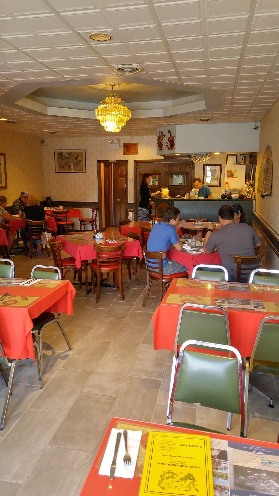 Lucky Wok Restaurant | restaurant | 4 Talbot Rd E, Wheatley, ON N0P 2P0, Canada | 5198253200 OR +1 519-825-3200