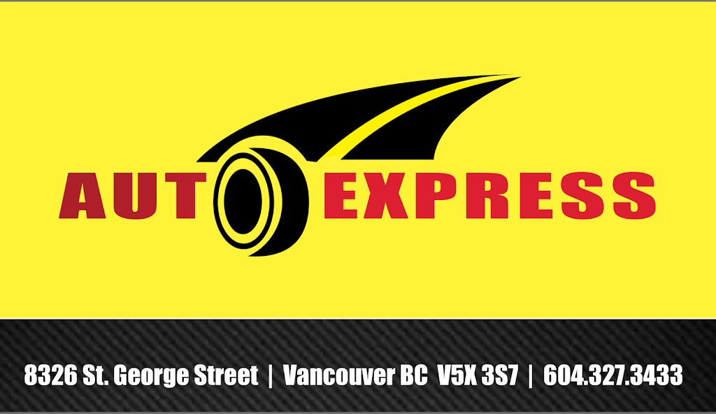 AutoExpress | car repair | 8326 St George St, Vancouver, BC V5X 3S7, Canada | 6043273433 OR +1 604-327-3433