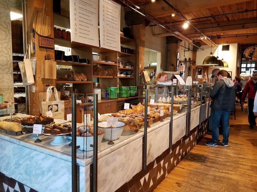 Sidewalk Citizen Bakery | bakery | 618 Confluence Way SE, Calgary, AB T2G 0G1, Canada | 4034572245 OR +1 403-457-2245