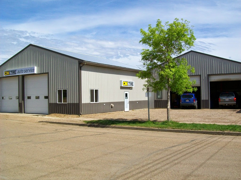 OK Tire | car repair | 5012 47 Ave, Lamont, AB T0B 2R0, Canada | 7808957620 OR +1 780-895-7620