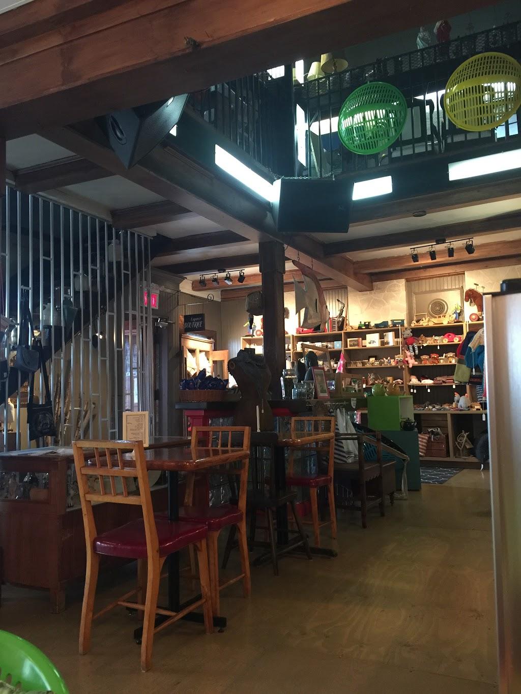 Espace Baratté | cafe | 80 Rue du Quai, La Malbaie, QC G5A 2Y1, Canada | 4182020902 OR +1 418-202-0902