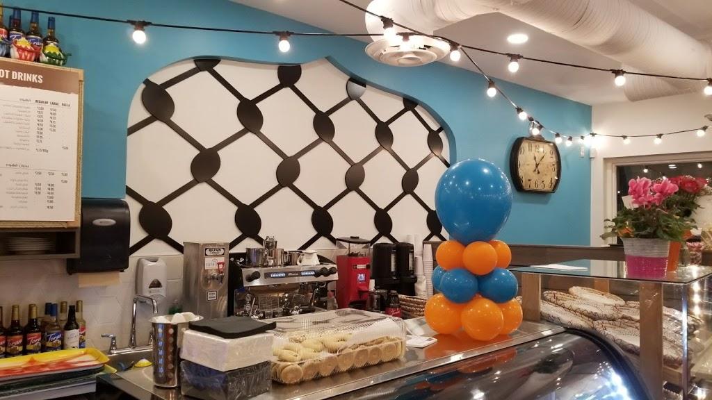 Yafa Café | bakery | 1785 Portage Ave, Winnipeg, MB R3J 0E8, Canada | 2042211636 OR +1 204-221-1636