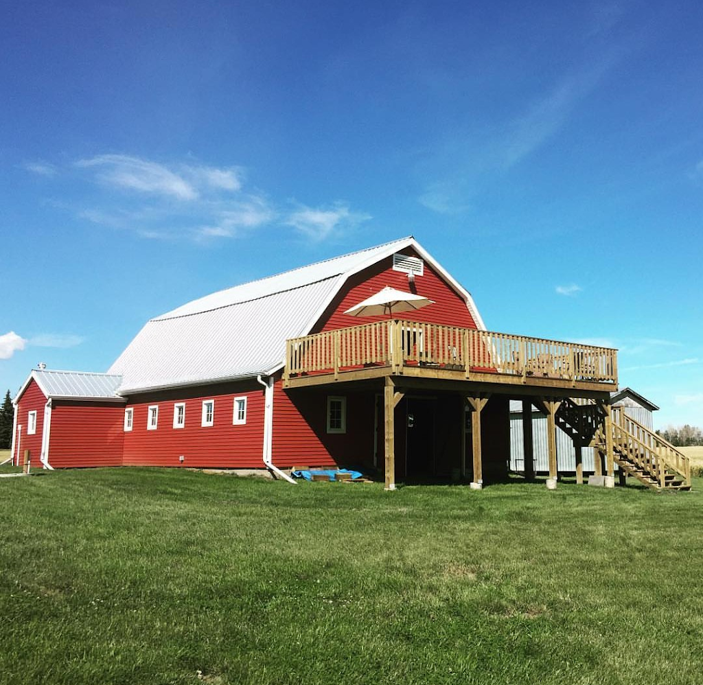 Aspen Springs Rustic Barn Retreat & Event Centre | point of interest | 27223 Township Rd 412, Lacombe County, AB T4L 2N1, Canada | 5879987031 OR +1 587-998-7031