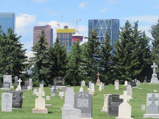 St. Marys Cemetery | cemetery | Erlton St. &, 31 Ave SW, Calgary, AB T2S 3E8, Canada | 4032213660 OR +1 403-221-3660