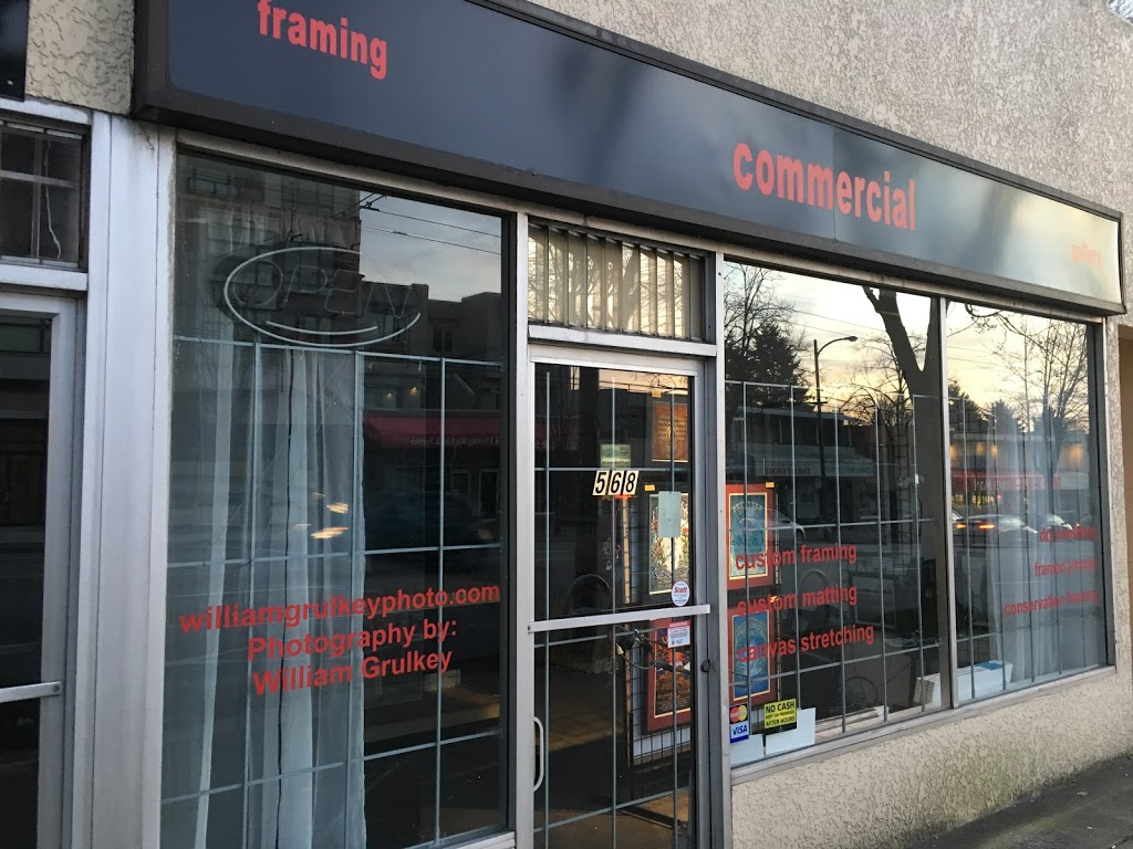 Commercial Picture Framing   store   568 E Broadway, Vancouver, BC V5T 1X5, Canada   6047088755 OR +1 604-708-8755