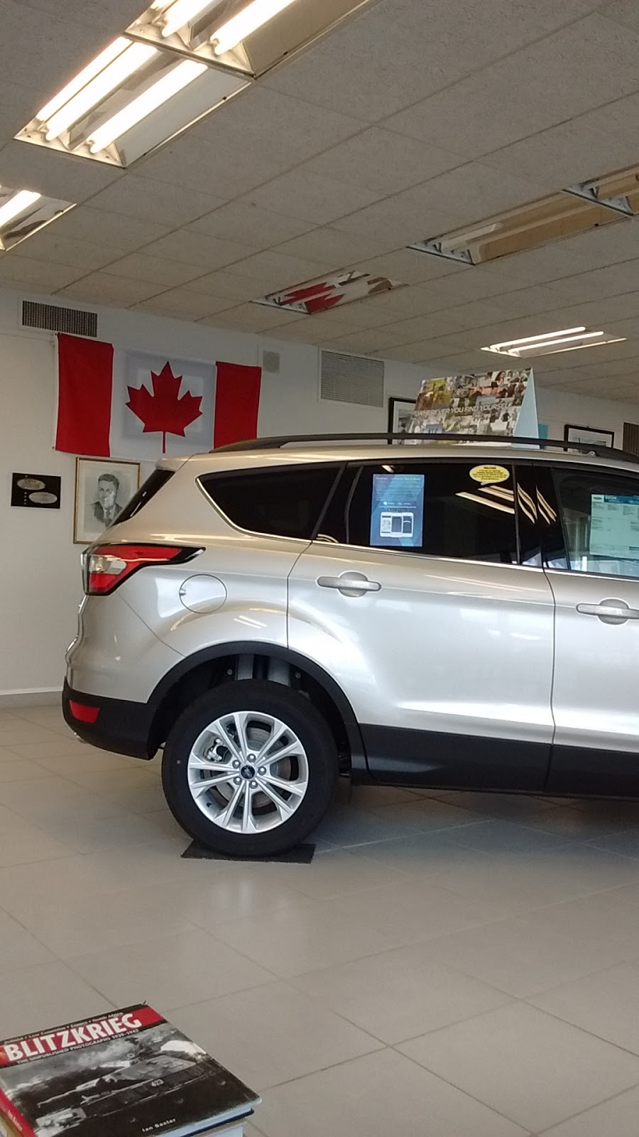 Boyer Ford Stirling | car dealer | 48 Belleville Rd, Stirling, ON K0K 3E0, Canada | 8443394035 OR +1 844-339-4035