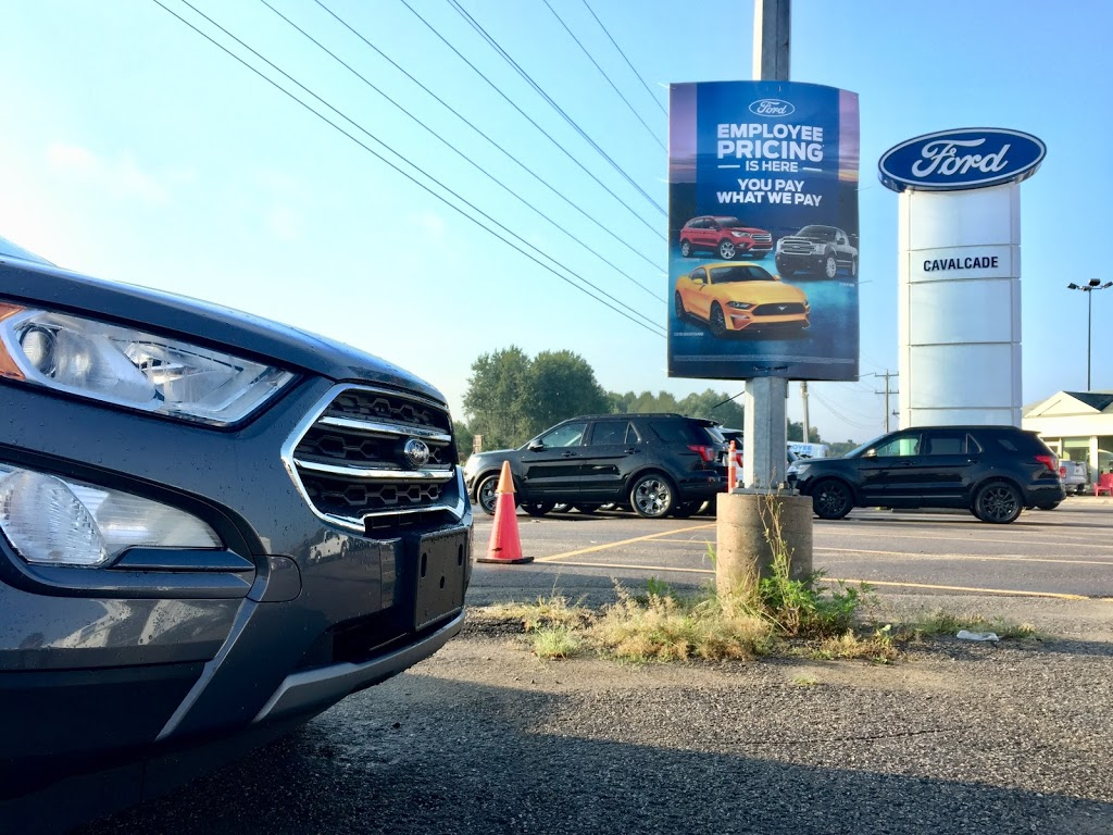Cavalcade Ford | car dealer | 420 Ecclestone Dr, Bracebridge, ON P1L 1V9, Canada | 8004638731 OR +1 800-463-8731