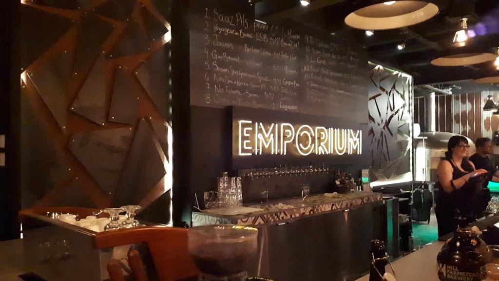 Emporium Microbrasserie | restaurant | 5350 Boulevard Henri-Bourassa, Québec, QC G1H 6Y9, Canada | 4182040514 OR +1 418-204-0514