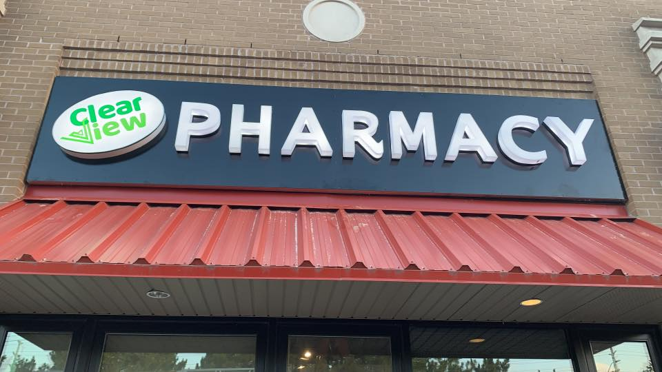Clearview Pharmacy   health   1140 Winston Churchill Blvd # A6, Oakville, ON L6J 0A3, Canada   9058292004 OR +1 905-829-2004