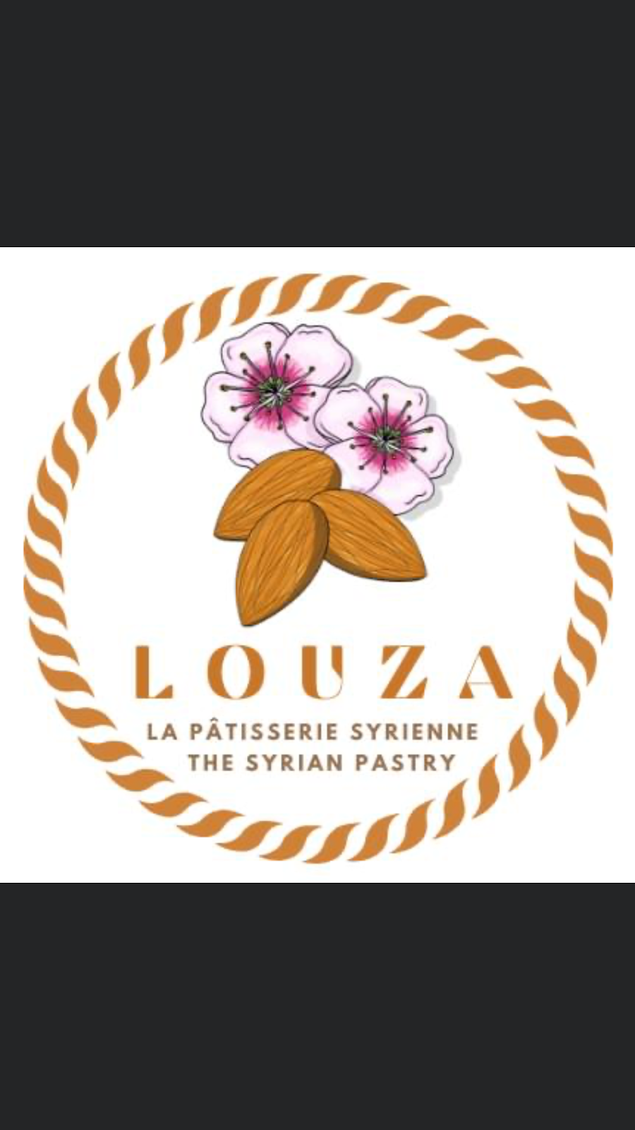 Louza   bakery   537 Rue Bourget, Vaudreuil-Dorion, QC J7V 9S4, Canada   4383414465 OR +1 438-341-4465
