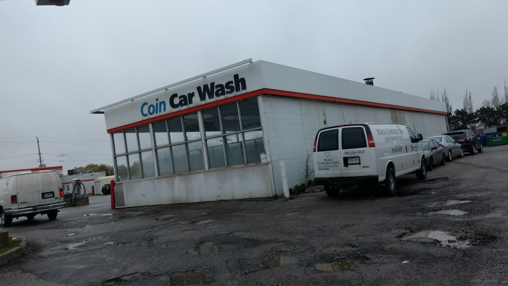 Coin Car Wash | car wash | 4490 Harvester Rd, Burlington, ON L7L 4X2, Canada