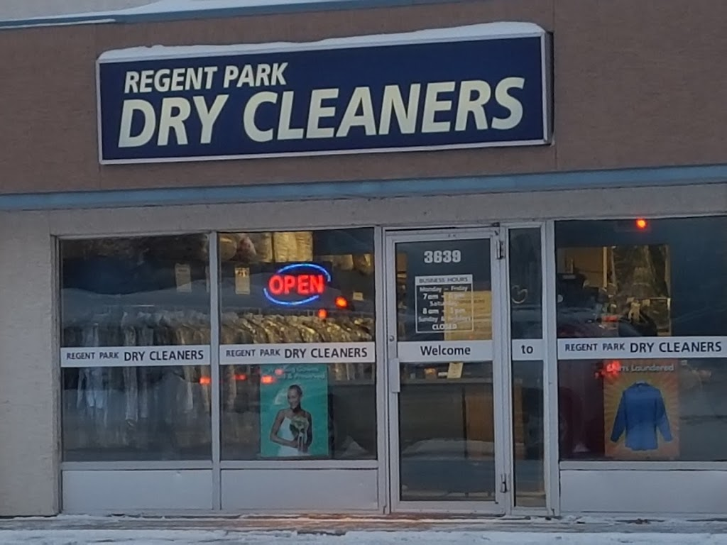Regent Park Dry Cleaners | laundry | 3639 Sherwood Dr, Regina, SK S4R 4A7, Canada | 3065433088 OR +1 306-543-3088