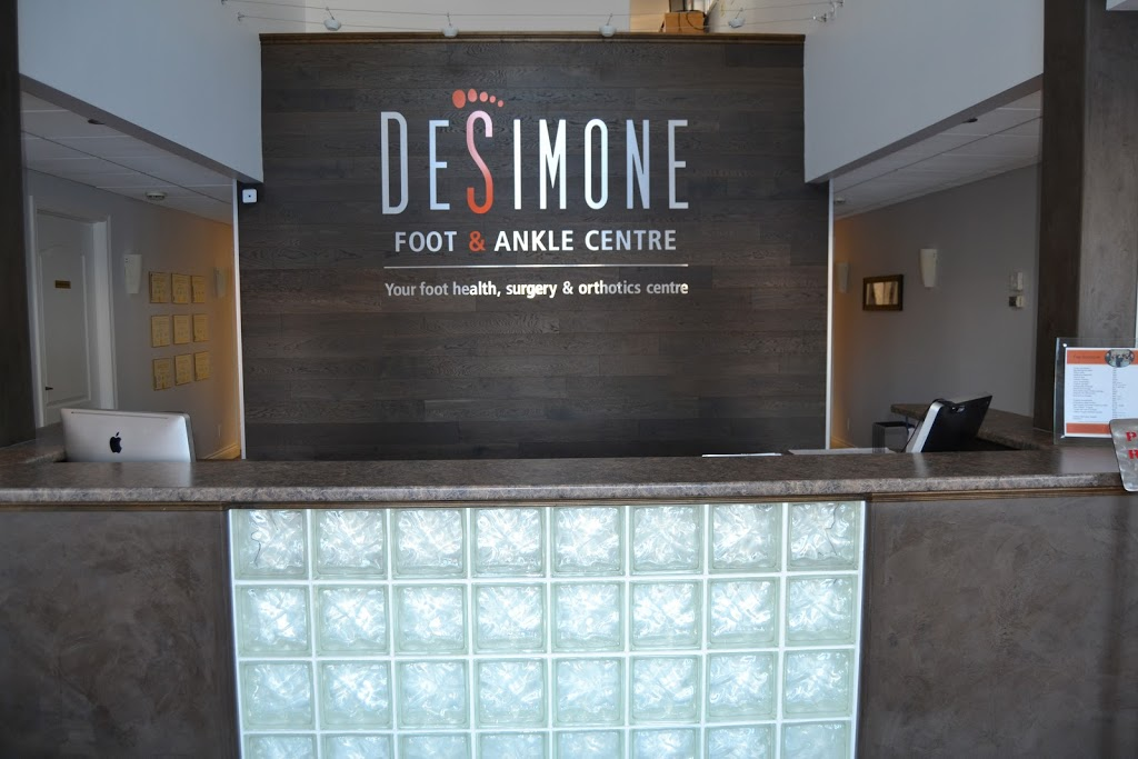 DeSimone Foot & Ankle Centre | health | 761 Lasalle Blvd, Sudbury, ON P3A 1X3, Canada | 7055603338 OR +1 705-560-3338
