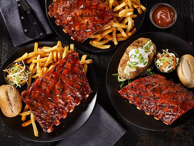 Swiss Chalet Rotisserie & Grill | restaurant | 555 Laval Dr, Oshawa, ON L1J 0B6, Canada | 9057288621 OR +1 905-728-8621